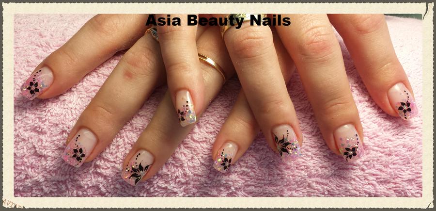 Asia Beauty Nails Bilder